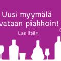 UUSI MYYMÄLÄ AVATAAN PIAKKOIN Liviko Store & More