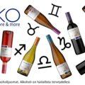 Liviko Store & more viinihoroskooppi. horoskoop fin uus